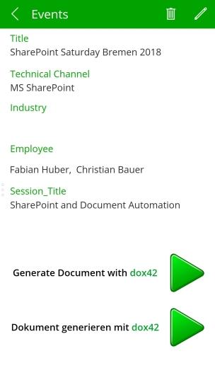 dox42 PowerApp